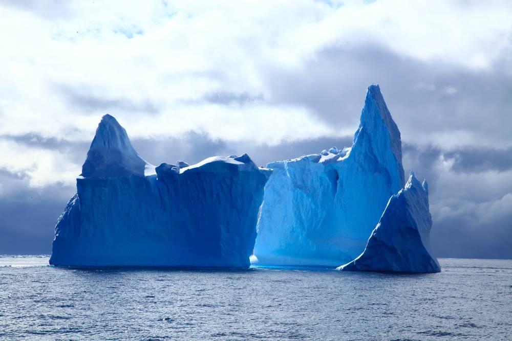A jéghegy és a csúcsa